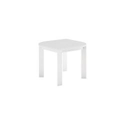 Solanas Tavolino Quadrato | Tavolini alti | GANDIABLASCO