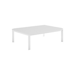 Solanas Table Basse Rectangulaire | Tables basses | GANDIABLASCO