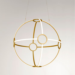 ONA Suspension | Suspended lights | KAIA