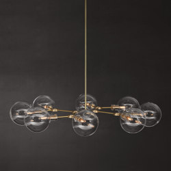 ORA Round | Suspended lights | KAIA