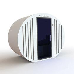 La Boîte à Rêves | Box de bureau | Silence Business Solutions