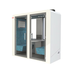 Procyon Duo | Office Pods | Silence Business Solutions