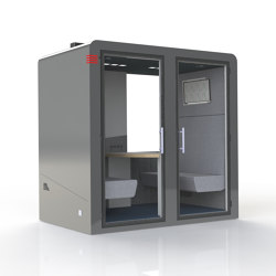 Procyon Quatro | Box de bureau | Silence Business Solutions