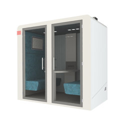 Procyon Quatro | Office Pods | Silence Business Solutions