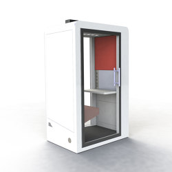 Procyon Seat Box | Office Pods | Silence Business Solutions