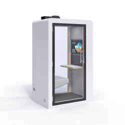 Procyon Seat Box | Box de bureau | Silence Business Solutions