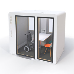 Procyon Mobility | Office Pods | Silence Business Solutions