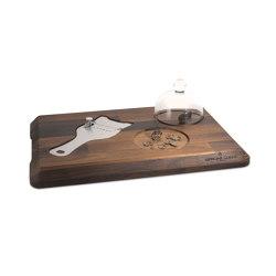CHOPPING BOARDS | CHOPPING BOARD WITH TRUFFLE CUTTER | Chopping boards | Officine Gullo