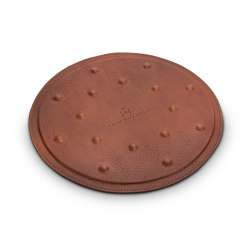 Leather trivet | Kitchen accessories | Officine Gullo