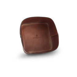 LEATHER ACCESSORIES | SQUARE BREADBOX | Kitchen accessories | Officine Gullo