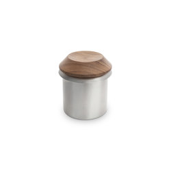 Steel jar | Kitchen accessories | Officine Gullo