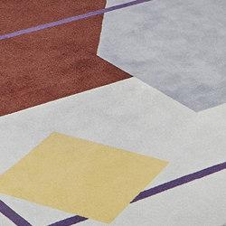 Geometrie Volanti – Carpets | Rugs | antoniolupi