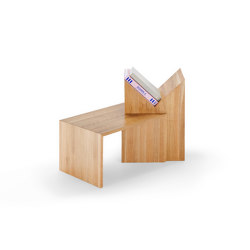 Peak Side Table | Beistelltische | Derlot Editions