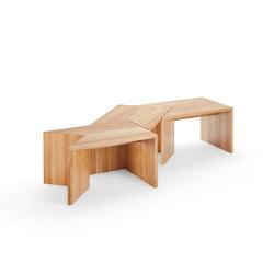 Peak Side Table | Mesas auxiliares | Derlot Editions