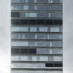 Sliding windows for high-rise buildings | Sistemas de ventanas | air-lux
