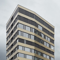 Sliding windows for high-rise buildings | Window types | air-lux