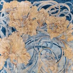 Flowers Gladiolus | Rugs | THIBAULT VAN RENNE