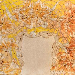 Flowers Nasturcia | Rugs | THIBAULT VAN RENNE