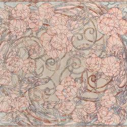 Flowers Piony | Rugs | THIBAULT VAN RENNE
