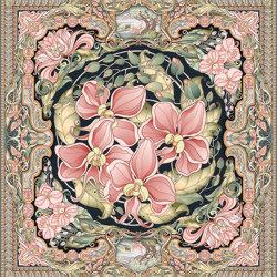 Flowers Rococo | Rugs | THIBAULT VAN RENNE