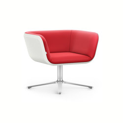 HUB 1 low HU100 | Armchairs | Interstuhl