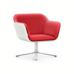 HUB 1 high HU102 | Armchairs | Interstuhl