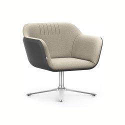 HUB 1 high HU102 | Armchairs | Interstuhl