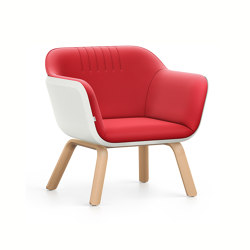 HUB 1 high HU142 | Armchairs | Interstuhl