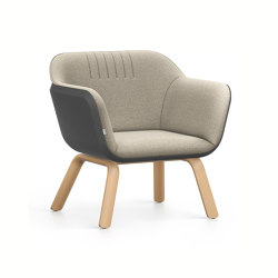 HUB 1 high HU142 | Armchairs | Interstuhl