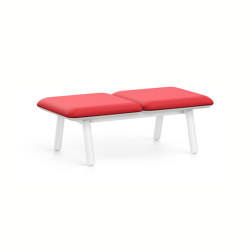 HUB 2 bench HU230 | Benches | Interstuhl
