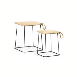 HUB table 1 HU920 | Side tables | Interstuhl