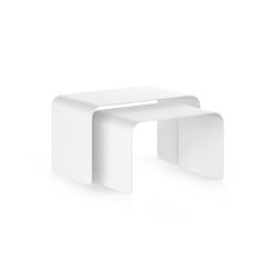 HUB table 2 HU930 | Side tables | Interstuhl