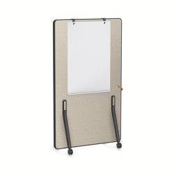 HUB board high HUW65 | Folding screens | Interstuhl