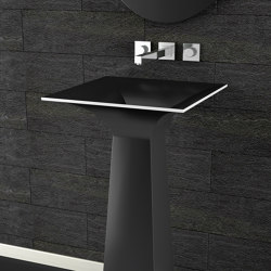 Roma Alto | Wash basins | Glass Design