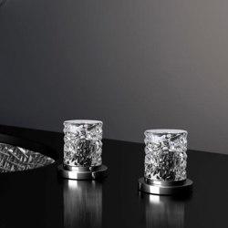 Glamorous Tuning Lyric Ice | Wash basin taps | Glass Design