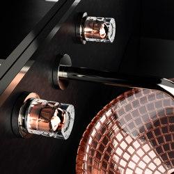 Glamorous Tuning Lyric Luxor | Wash basin taps | Glass Design