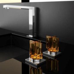 Glamorous Tuning Regents King XL | Wash basin taps | Glass Design