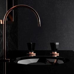 Glamorous Tuning Regents Queen XL | Wash basin taps | Glass Design