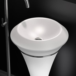 Isola | Wash basins | Glass Design