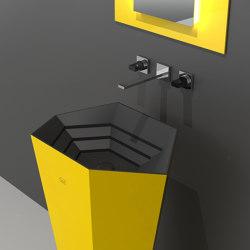 Lambo | Wash basins | Glass Design