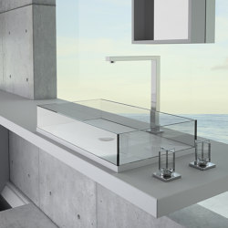 Skyline XL | Wash basins | Glass Design