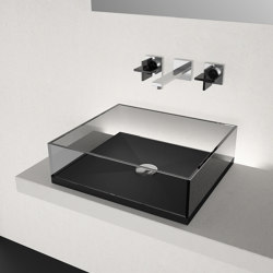Skyline M | Wash basins | Glass Design