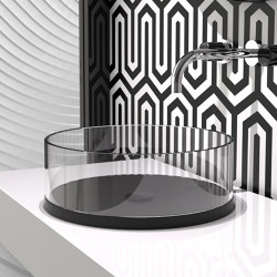 Xtreme S | Wash basins | Glass Design