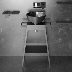Bloom | Vanity units | Glass Design