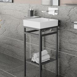 Milano | Vanity units | Glass Design