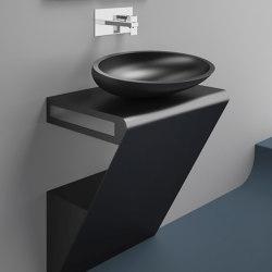 Zero | Mobili lavabo | Glass Design