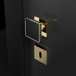 Cuoio Home | Knob handles | Glass Design