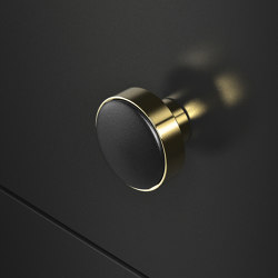 Leather Coat | Cabinet knobs | Glass Design