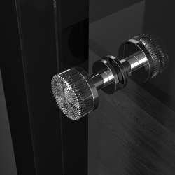 Ray Pull XL | Knob handles | Glass Design