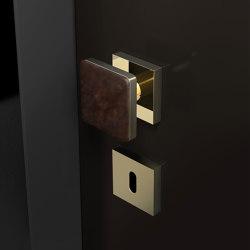 Wood Home | Knob handles | Glass Design